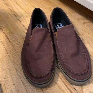 Men's Vans size 11 brown